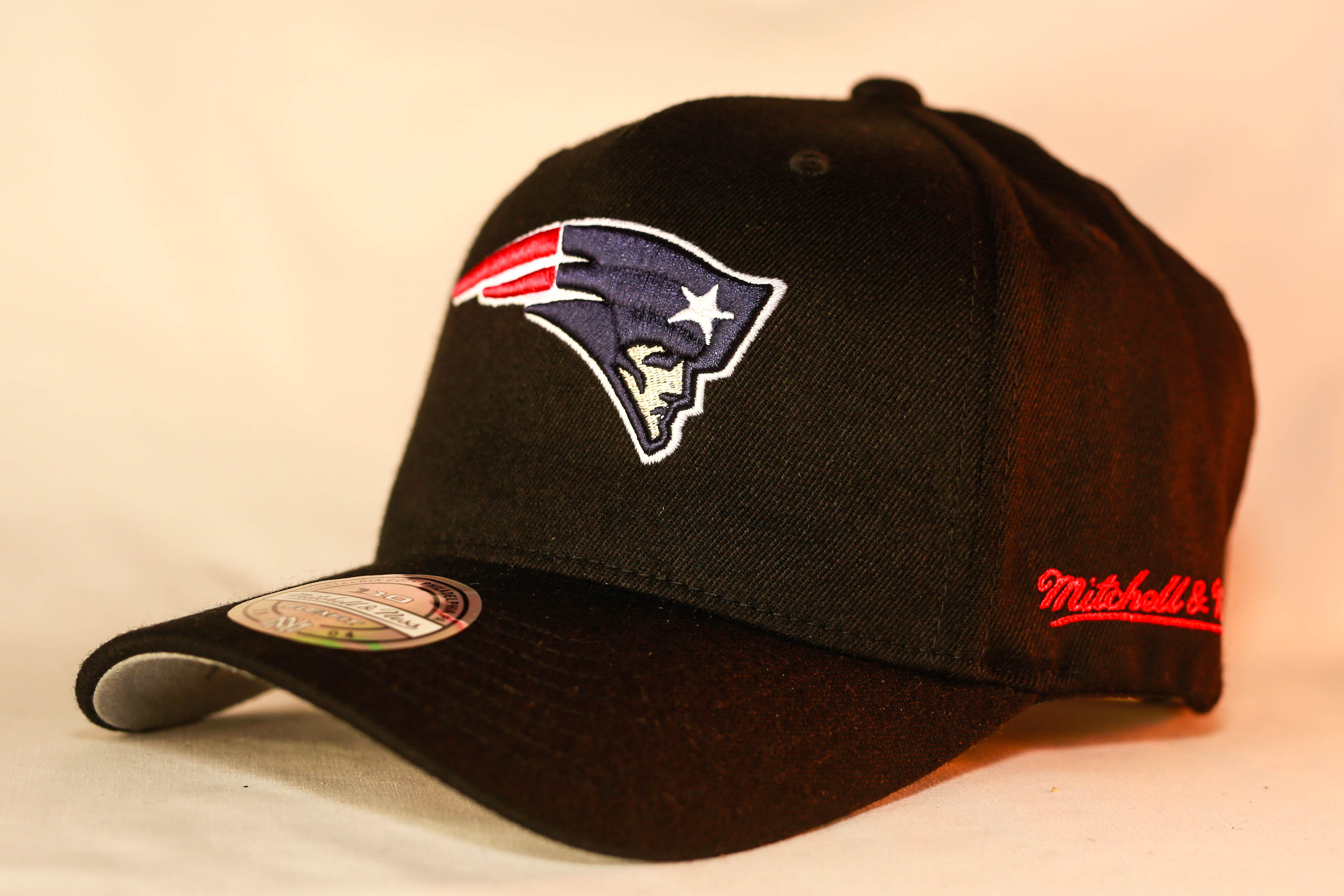 official photos 1565f 07825 Mitchell & Ness Easy Snapback New England Patriots Men's & Women's