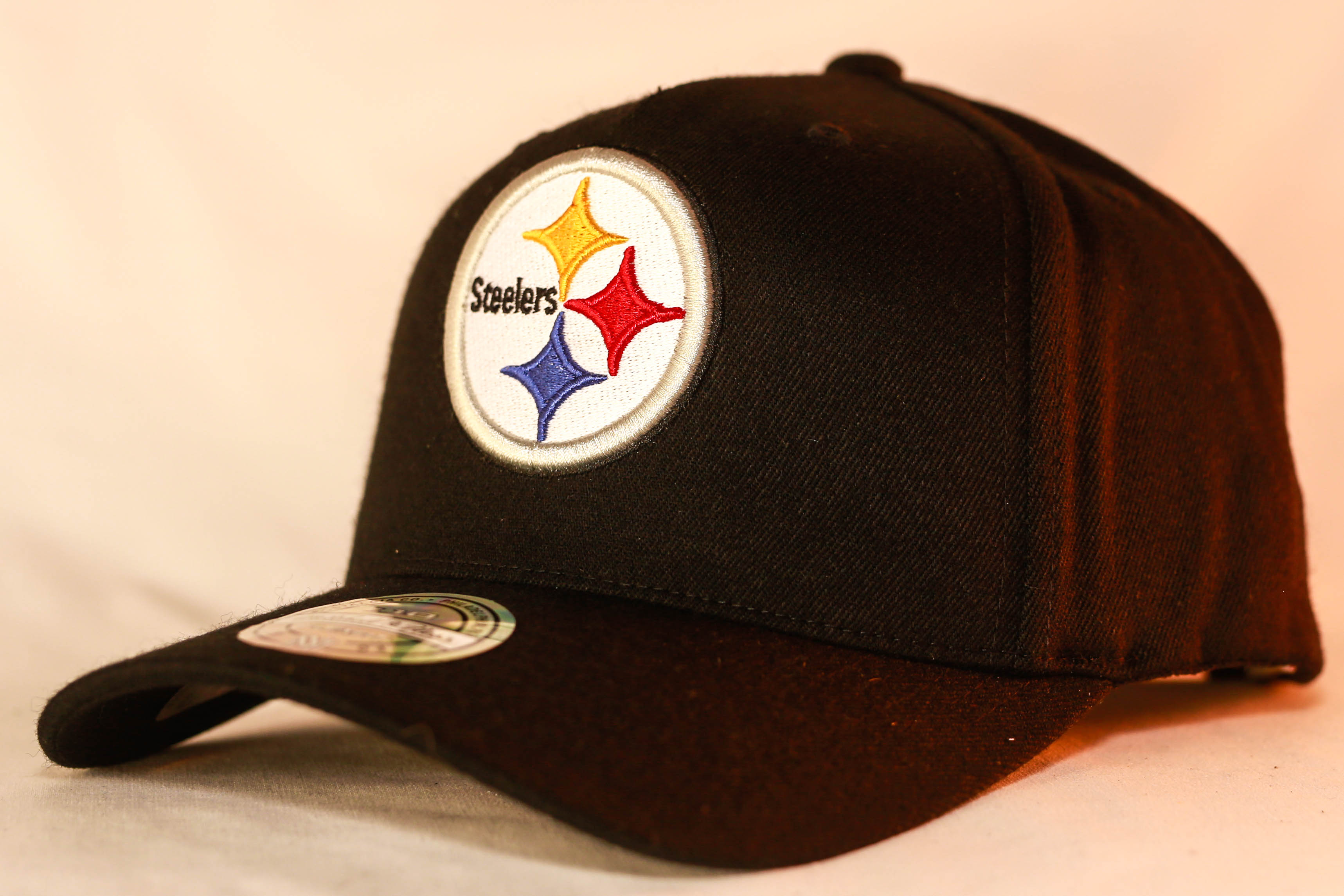 5920293edd8 Mitchell   Ness Colour 110 Pinch Pane Pittsburgh Steelers Men s   Women s