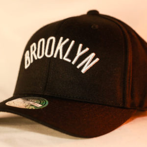 Mitchell & Ness OSFA Brooklyn Nets NBA Black Flexfit 110 Snapback