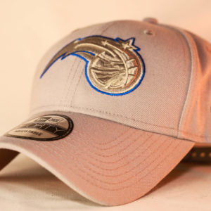New Era 9Forty OSFA NBA Orlando Magic Grey 940 A-Frame Snapback