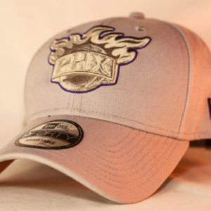 New Era 9Forty OSFA NBA Phoenix Suns Grey 940 A-Frame Snapback