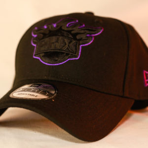 New Era 9Forty OSFA NBA Phoenix Suns Black 940 A-Frame Snapback