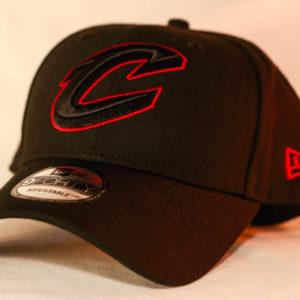 New Era 9Forty OSFA NBA Cleveland Cavaliers Black 940 A-Frame Snapback