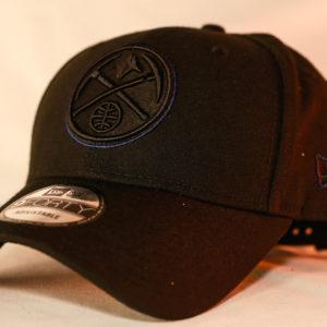 New Era 9Forty OSFA NBA Denver Nuggets Black 940 A-Frame Snapback