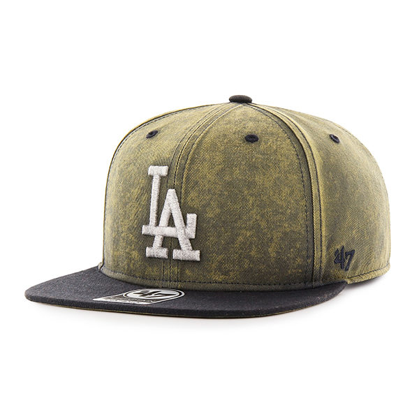 '47 LA Dodgers MLB Cement '47 Captain Snapback