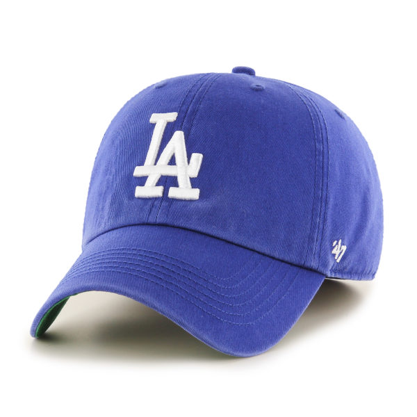 '47 LA Dodgers MLB FRANCHISE Royal Fitted Mens Womens
