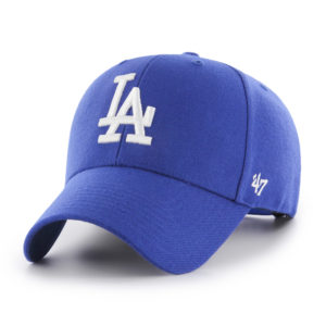 '47 LA Dodgers MLB MVP Snapback Royal Mens Womens