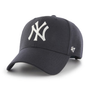 '47 New York Yankees MLB Navy MVP Snapback