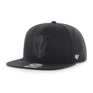 '47 Las Vegas Golden Knights NHL No Shot CAPTAIN Snapback Mens Womens