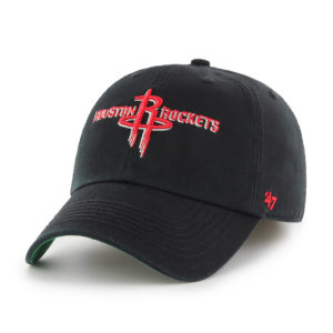 '47 Houston Rockets NBA Black FRANCHISE Fitted Small Mens Womens