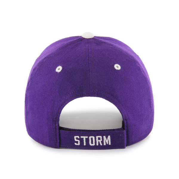 '47 Melbourne Storm NRL Kids Albie MVP Velcro Adjustable