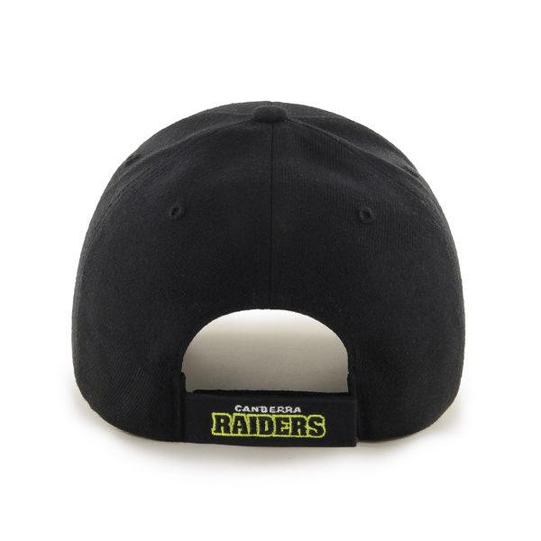 '47 Canberra Raiders NRL MVP Black